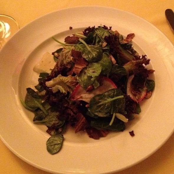 Fall Farm Salad - Capitol Grille - Hermitage Hotel - Nashville, Nashville, TN