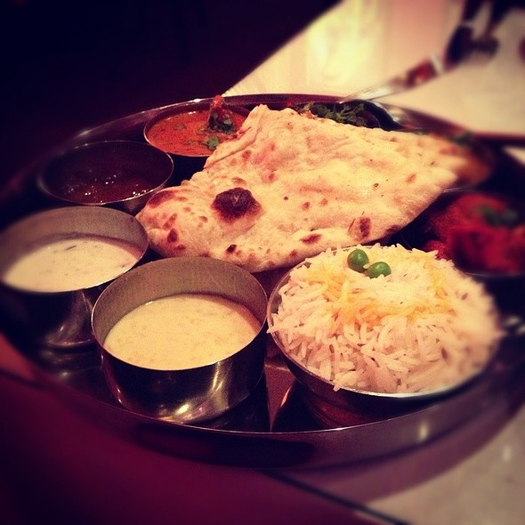 Thali - Non Vegeterian - Curry Mantra 1 - City of Fairfax, Fairfax, VA