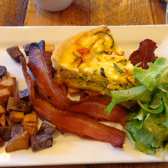 Farmers Quiche - Farm & Table, Albuquerque, NM