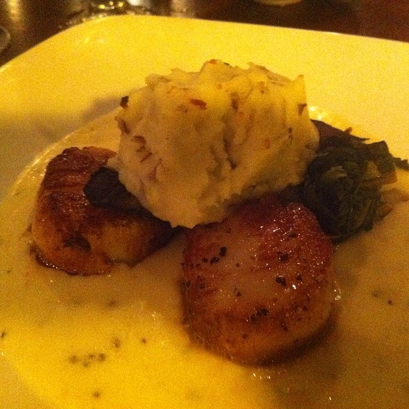Scallops Mornay  - Andiamo Royal Oak, Royal Oak, MI