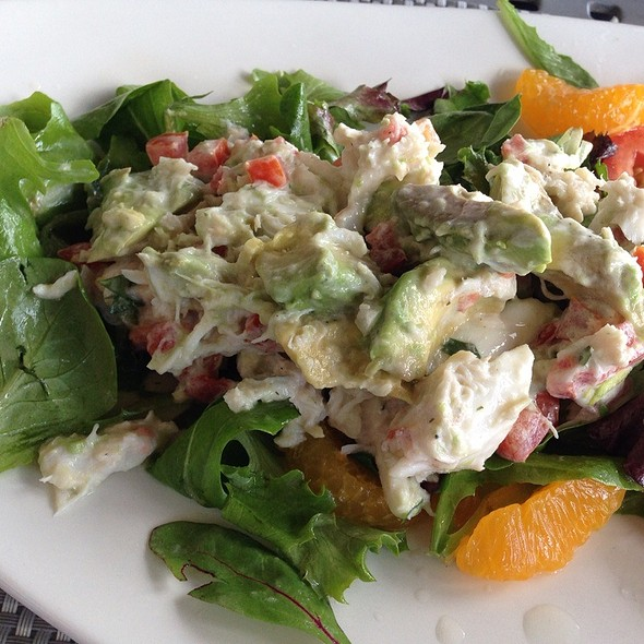Crab And Avacado Salad - Chart House - Tampa, Tampa, FL
