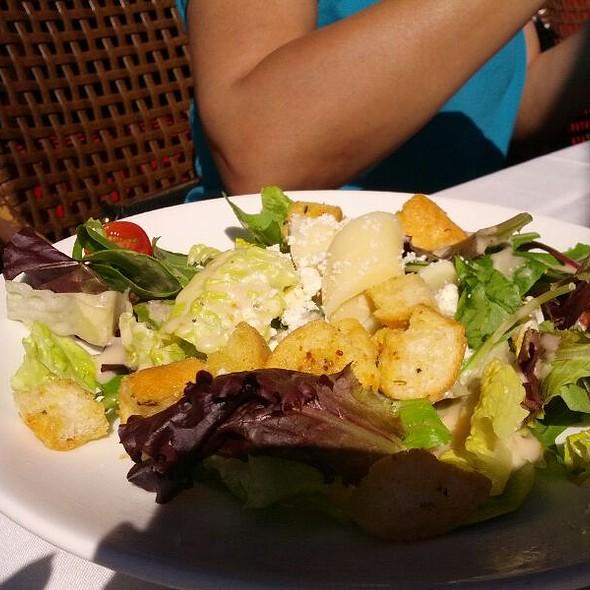 garden salad - Rusty Pelican Restaurant, Newport Beach, CA