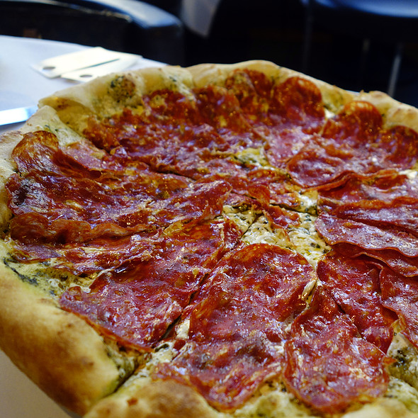 Pepperoni Pizza - Freds Chicago at Barneys New York, Chicago, IL