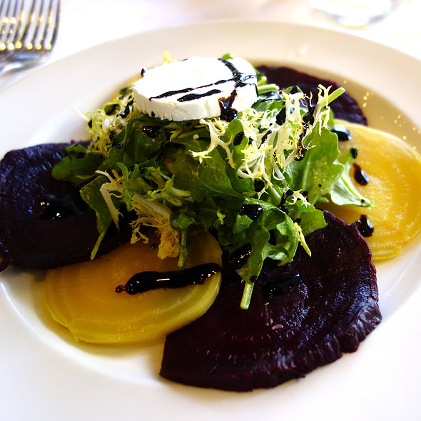 Roasted Beet And Arugula Salad - Freds Chicago at Barneys New York, Chicago, IL