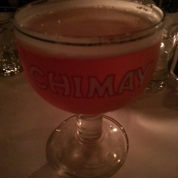 Chimay - Cafe de la Presse, San Francisco, CA