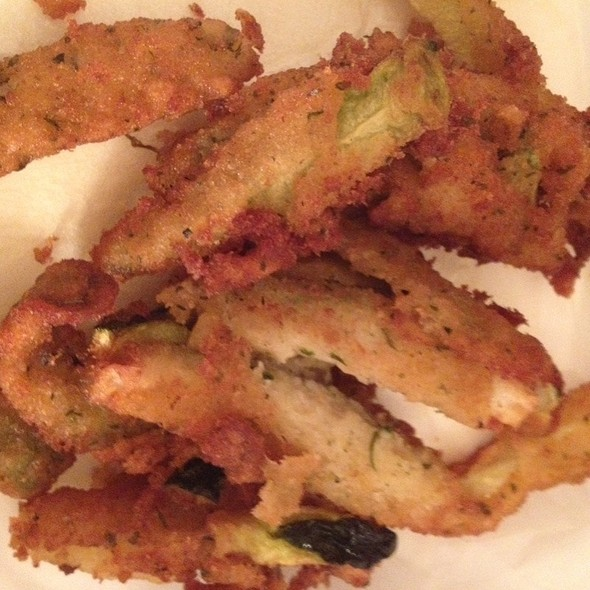 Fried Zucchini - D'Agostino's - Park Ridge, Park Ridge, IL
