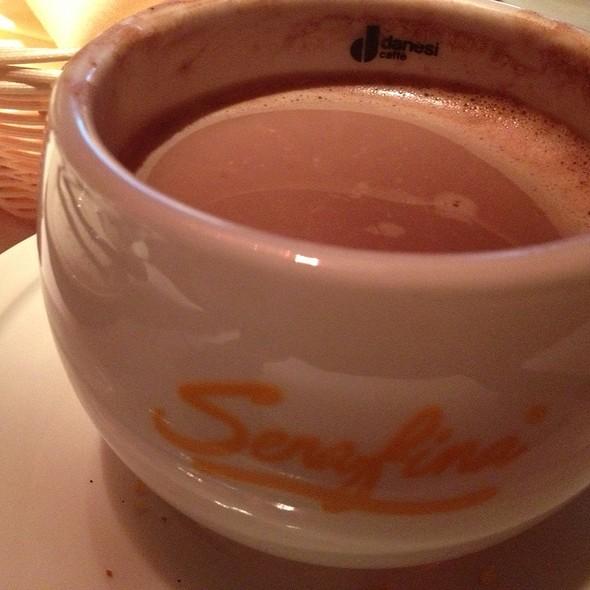 Hot Chocolate - Serafina, New York, NY