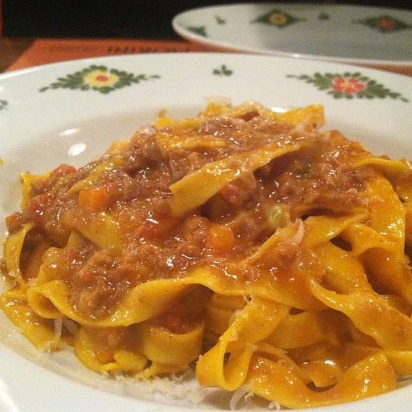 Fettechini Bollanaise - Osteria Morini - New York, New York, NY