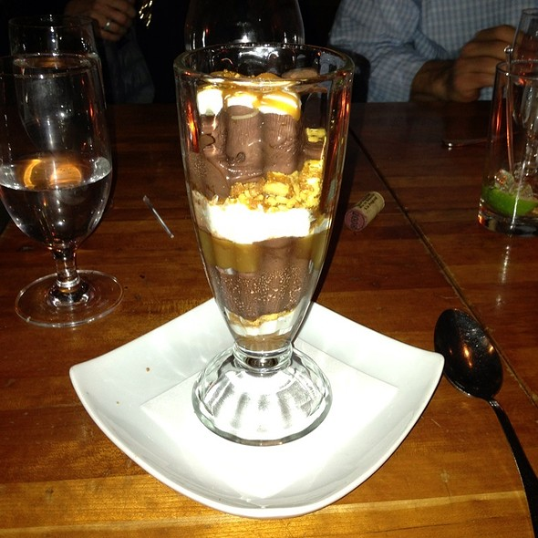 Chocolate Peanut Butter Sundae - Hearth, New York, NY