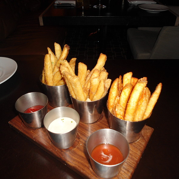 French Fries - Bourbon Steak by Michael Mina - Miami, Aventura, FL