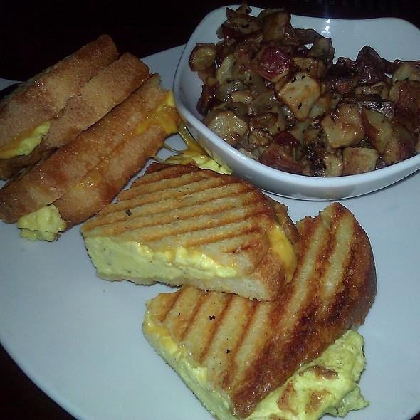 breakfast panini - Kelsey's Restaurant, Irish Pub, Banquet Room, Ellicott City, MD