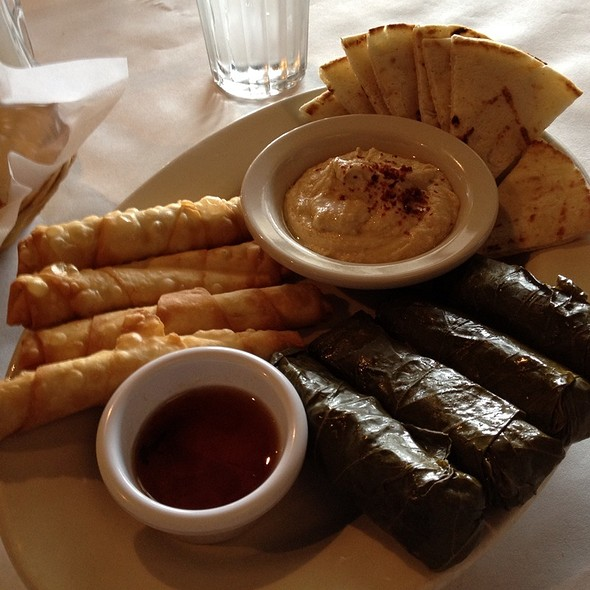 Grape Leaves - Anatolia Turkish Restaurant, Nashville, TN