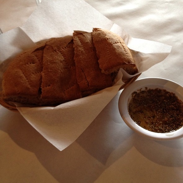 Bread - Anatolia Turkish Restaurant, Nashville, TN