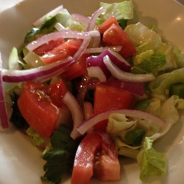 Side Salad - Anatolia Turkish Restaurant, Nashville, TN