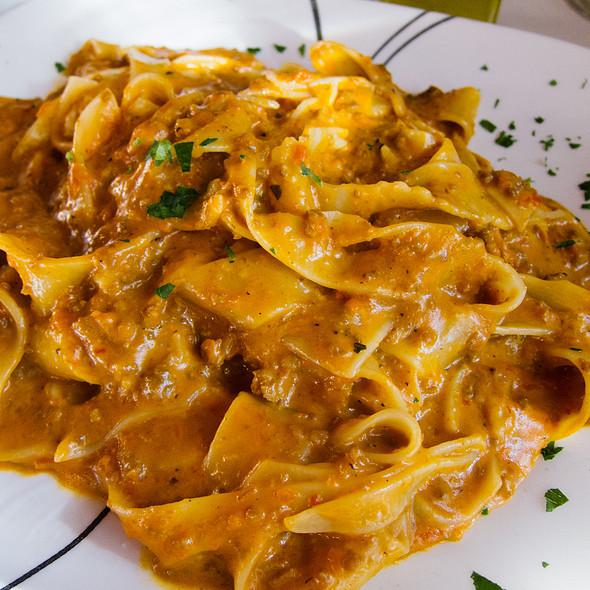 Pasta Bolognese - Ornella Trattoria Italiana, Astoria, NY