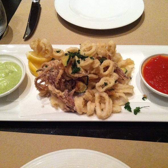 Fried Calamari - Wolfgang Puck Steakhouse - MGM Grand Detroit, Detroit, MI