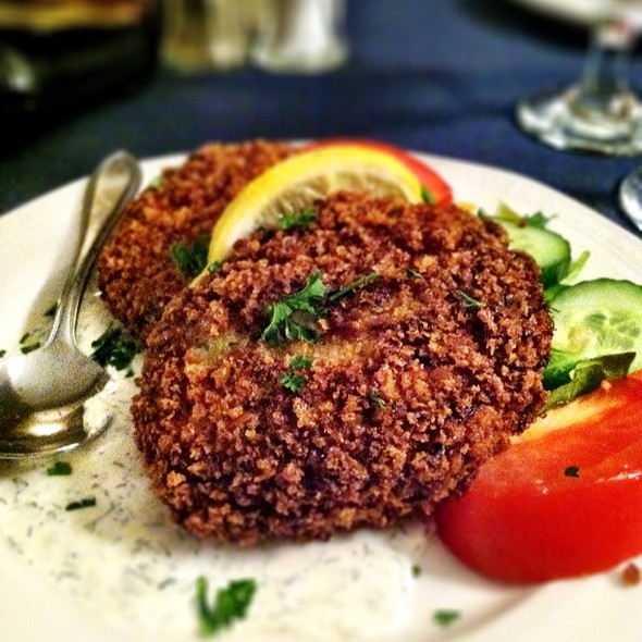 Crab Cakes - Billy's Restaurant, Lincoln, NE