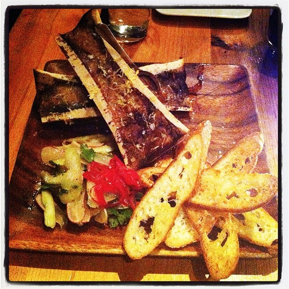 Bone Marrow - Barbuzzo Restaurant, Philadelphia, PA