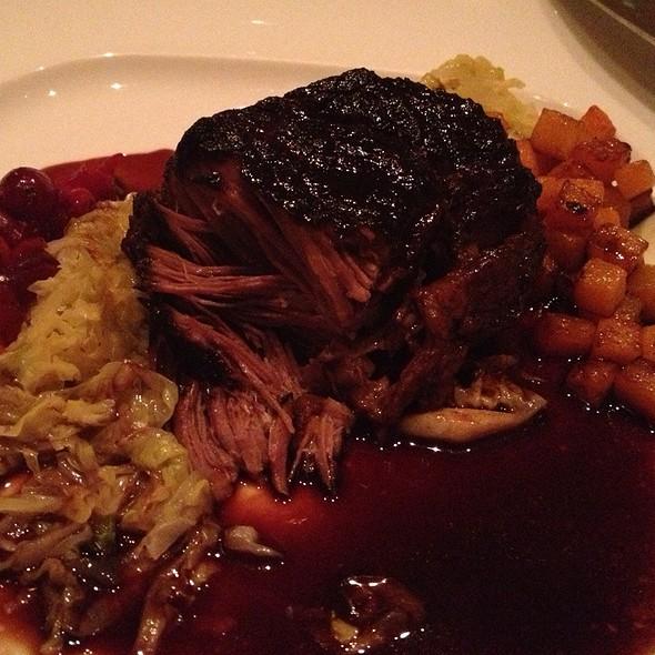 Braised Beef Short Rib - Bacchus - A Bartolotta Restaurant, Milwaukee, WI