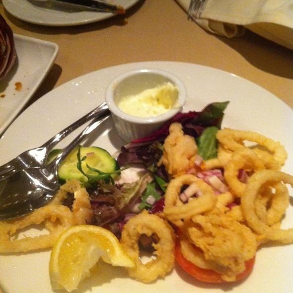Fried Calamari - SOLSTICE Restaurant & Wine Bar, Mississauga, ON