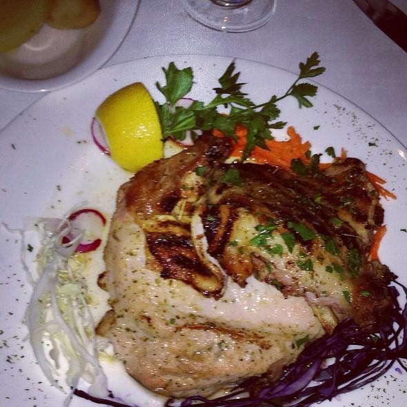 Chicken Da L'oregano - Sea Grill, North Miami Beach, FL