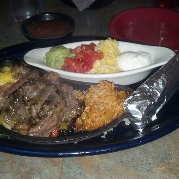 Steak Fajitas - Jose Muldoon's - East, Colorado Springs, CO