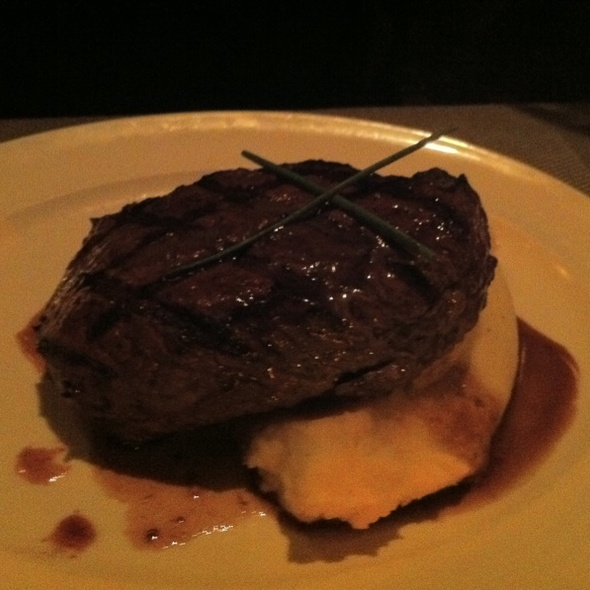 Ribeye Steak - River Stone Chophouse, Suffolk, VA