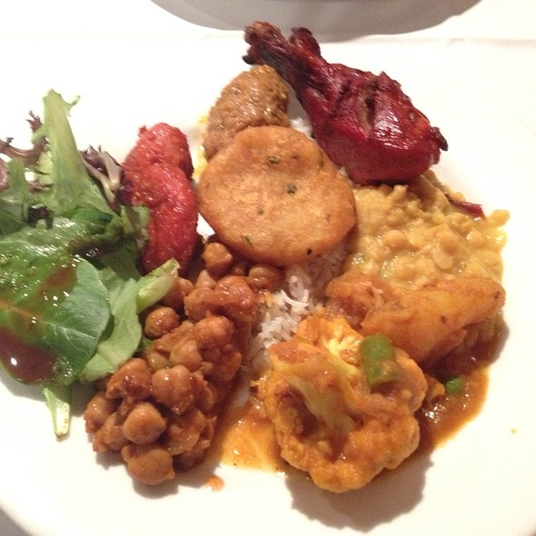 lunch buffet - Shalom Bombay, New York, NY
