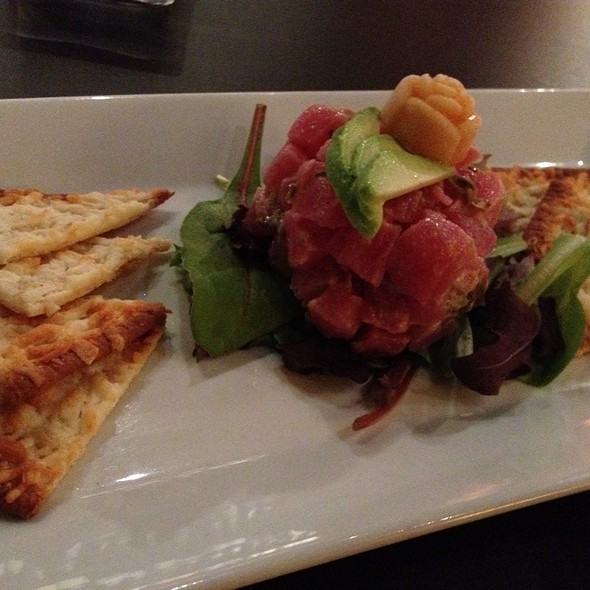 Tuna Tartar - The Vineyard Wine Bar, Havre De Grace, MD