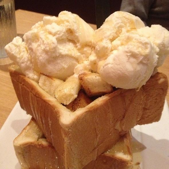 Honey Toast - Shokudo - Honolulu, Honolulu, HI