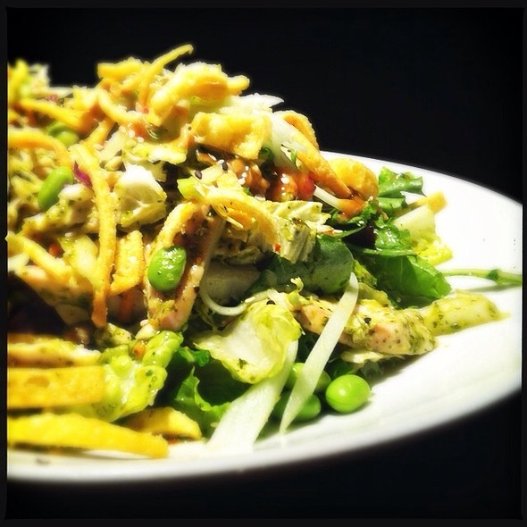 Thai Chicken Salad - Village Tavern (Hanes Mall Blvd) Winston-Salem, Winston-Salem, NC
