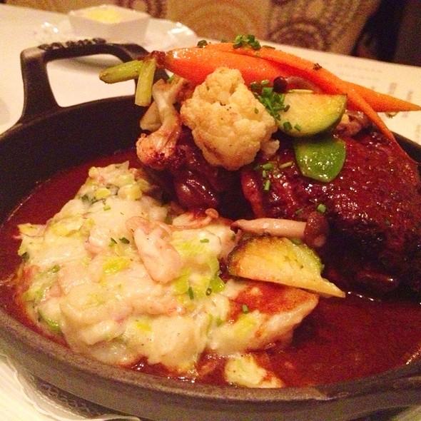 coq au vin - Etoile Cuisine Et Bar, Houston, TX