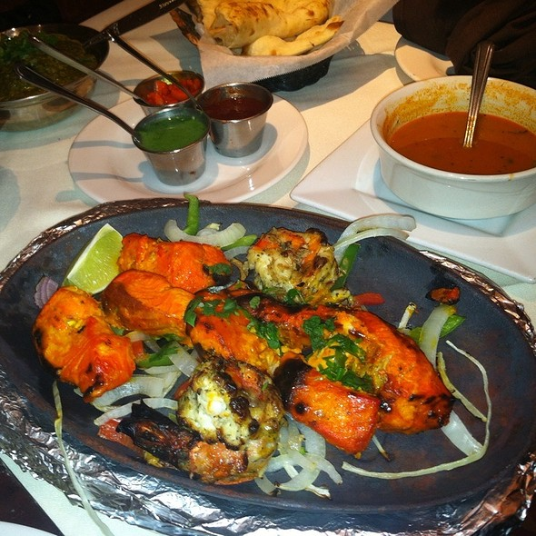 Seafood Dinner - Tandoor & Co. Restaurant, Rego Park, NY