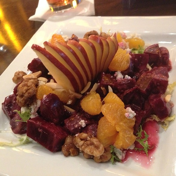 Roasted Beet Salad - JUNO, Seattle, WA
