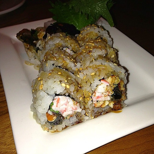Shiso Honi Roll - Hapa Sushi Grill and Sake Bar Lodo, Denver, CO