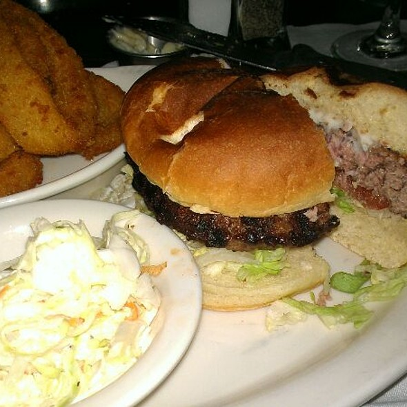 Prime Burger - Pete Miller's Seafood and Prime Steak - Evanston, Evanston, IL