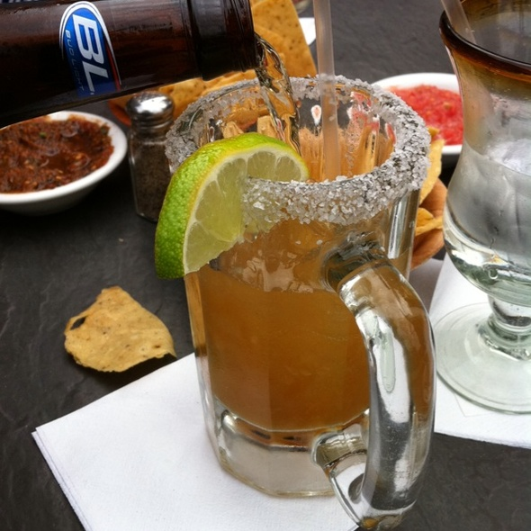 Micheladay Michelada Mexicana - Paloma Blanca Mexican Cuisine, San Antonio, TX