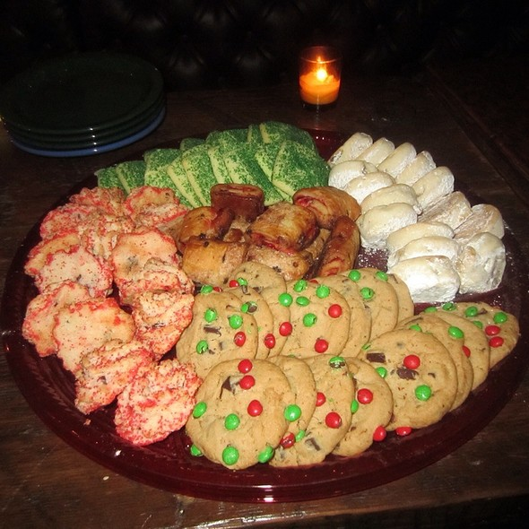 Cookie Platter - The Malt House, New York, NY