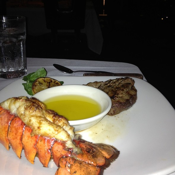 Surf And Turf - Morton's The Steakhouse - Coral Gables, Coral Gables, FL