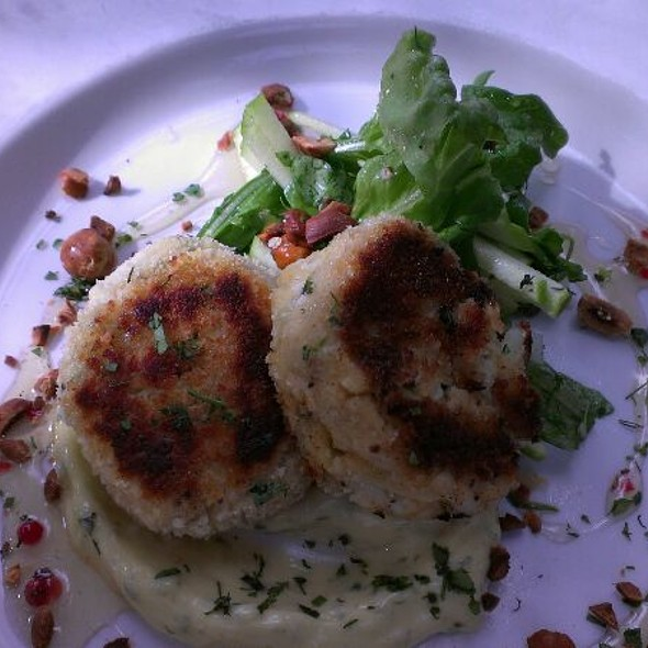Crabcakes - Sage Restaurant - Tallahassee, Tallahassee, FL