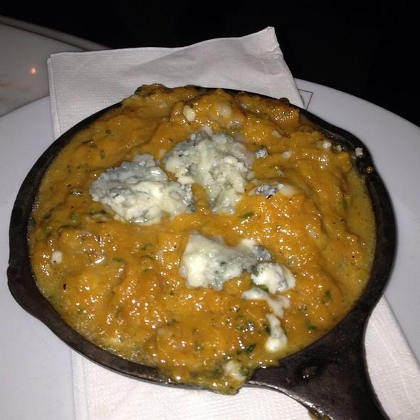 Zucca, Salsiccia E Gorgonzola - Trattoria Zero Otto Nove, New York, NY