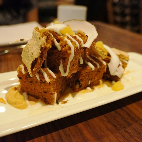 Carrot Cake - Reds Wine Tavern, Toronto, ON