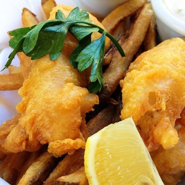 Fish & Chips - Longhi's - Wailea, Wailea, HI