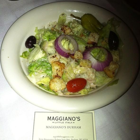 House Salad - Maggiano's - Durham, Durham, NC