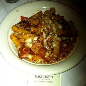 Baked Rigatoni Pomodoro - Maggiano's - Durham, Durham, NC