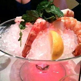 Jumbo shrimp cocktail - The Precinct, Cincinnati, OH