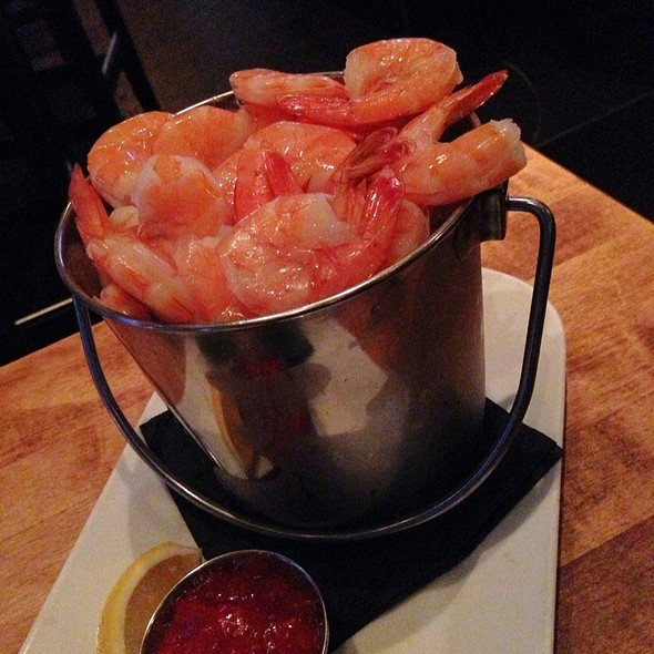 Bucket Of Shrimp - Hub Restaurant and Lounge, Vancouver, BC