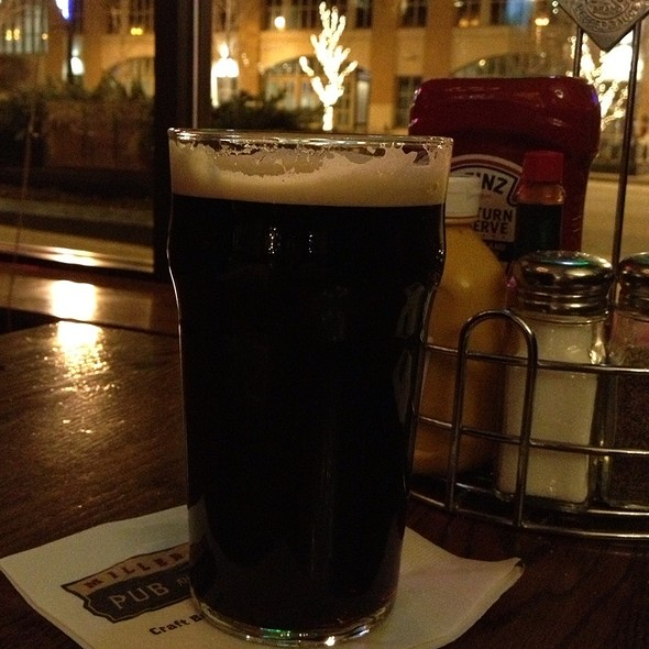 Murphy's Irish Stout - Miller Time Pub & Grill - Milwaukee, Milwaukee, WI