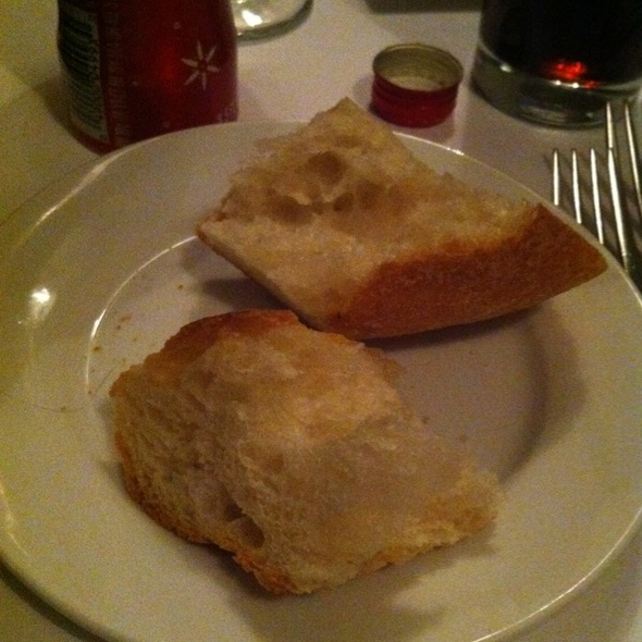 Bread - Le Paris, New York, NY