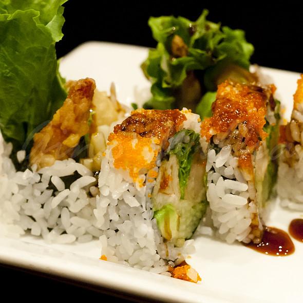 shrimp tempura maki - Koi Fine Asian Cuisine & Lounge, Evanston, IL